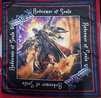 JUDAS PRIEST Redeemer of Souls BANDANA HEAD WRAP HANDKERCHIEF CD LP
