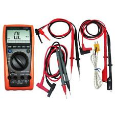 Aidetek VC99 Voltage AC DC Multimeter Tester TL809 Electronic Test Lead LP20157
