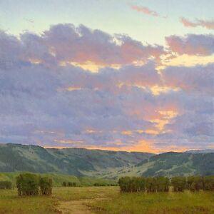 """Until Tomorrow"" Carole Cooke Fine Art Giclee Canvas"