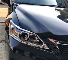 IDFR Lexus CT200 CT200h 2011~2018 Chrome frame bezel for head lights