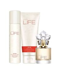 Avon life for her by kenzo EDP 50ML, Body Spray 75ML & Body Lotion 150ML