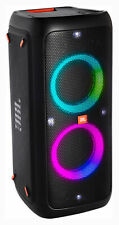 JBL Partybox 300 Portable Rechargeable Bluetooth LED Party Speaker w/ Bass Boost
