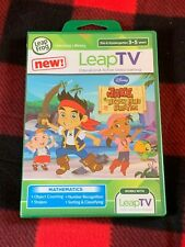 LeapFrog-LeapTV-JAKE AND THE NEVER LAND PIRATES Educational, Active Video Gaming