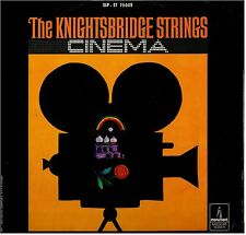 LP 6531  THE KNIGHTSBRIDGE STRINGS  CINEMA