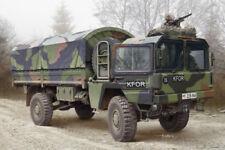 Vehículos militares de automodelismo y aeromodelismo MAN