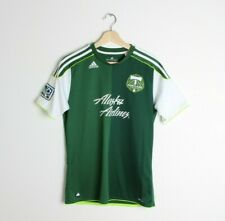 Portland Timbers MLS Adidas Clima Cool Major League Soccer Jersey Mens Boys XL