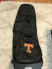 Tennessee Vols Belding Sports Travel Cart/Carry Golf Bag, Black
