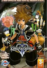 MANGA - Kingdom Hearts II N° 3 - Planet Disney 9 - Planet Manga - NUOVO