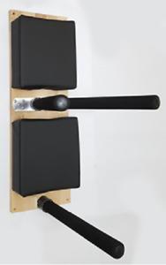 Wooden-Dummy Alternative light / mit Federarmen