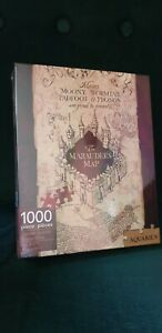 Harry Potter Marauders Map 1000pc Jigsaw Puzzle NEW