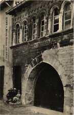 CPA Cluny Maison Romane (649628)