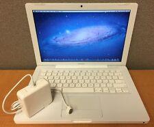Apple MacBook 2,1 Laptop OS X Lion 2GHz 2GB RAM 120GB HDD w/ Microsoft Office!