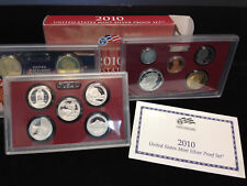 2010-S SILVER 14 Coin Proof Set ORIGINAL!!! Popular!