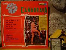 COMBO LOS YOGAS Cañabrava LP/1968 Colombia/Discos Fuentes/Descarga Salsa/Guajira