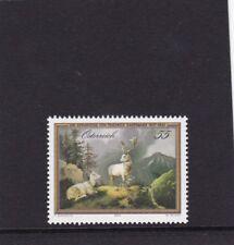 Österreich 2007 - ANK Nr. 2713 - 200. Geburtstag von Friedrich Gauermann **
