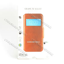 iDeal of Sweden Swipe Wallet Case For iPhone 6 iPhone 7 iPhone 8 (Brow