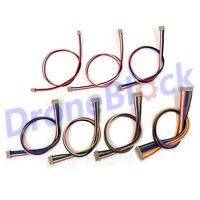 7pcs Pixhawk NAVIO APM2.6 cable DF13 Connector wire 20cm 2P 3P 4P 5P 6P 7P 10P