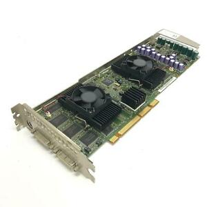 3DLABS 54 001046 001 WILDCAT4 7110 Graphics Video Card 256 MB