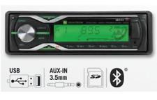 Genuine John Deere Radio Stereo Head Unit SD Card USB Aux Input Bluetooth