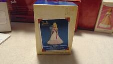 Hallmark Ornament Barbie Special Edition 2005