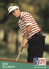 1991 Pro Set Golf Card Pick 1-102
