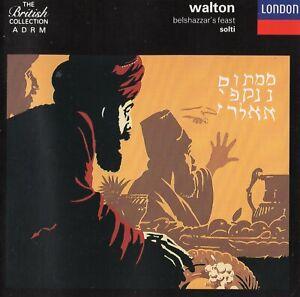 Walton - Belshazzar's Feast · Coronation Te Deum / Sir Georg Solti
