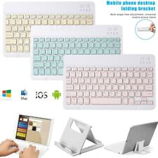 Wireless Bluetooth 3.0 Keyboard For Mac iPad iOS Android Windows Phone Tablet PC