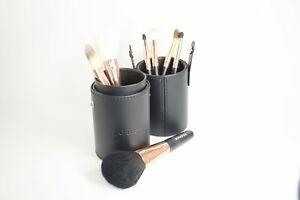 MORPHE ROSE BAES ROSE GOLD VACAY BRUSH COLLECTION 7 Piece Brush Set + Case