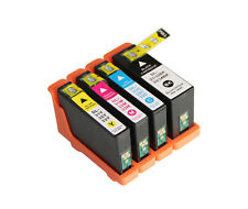 4 X Compatible Dell Ink Series31 32 33 34 BKCMY for Dell V525w V725w