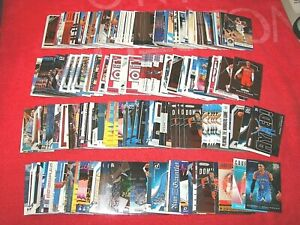RUSSELL WESTBROOK THUNDER ROCKETS LOT OF 270 CARDS WITH 111 INSERTS (18-56)