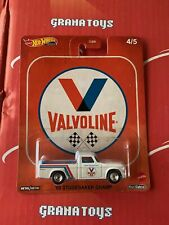 63 Studebaker Champ Valvoline 2020 Oil Theme Pop Culture Mix H