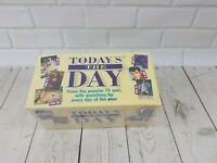 Today's The Day - Vintage Quiz Game - Spear's Games 1994 - New