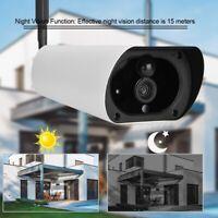 1080P Caméra 4G Énergie Solaire Extérieure étanche de Sécurité Night Vision EU