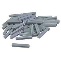 60 NEW LEGO Technic Axle 3 BRICKS Light Bluish Gray