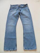 Levi's® 512 Bootcut Jeans Hose, W 33 /L 32, Vintage Denim mit TOP Waschung ! 50