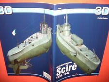 Kagero 3d Super Drawings 44, the Italian Submarine página 1938-1942 U-Boot