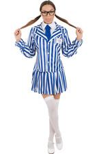 Orion Costumes Womens Supermarket Value School Girl Fancy Dress Costume