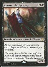 Black Vampire (Anowon): Custom Magic MTG Commander EDH Deck -100 Cards