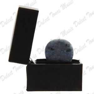 Rock Tones Dumortierite Guitar Pick Plectrum in Gift Box *FAST DELIVERY*
