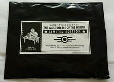 Fallout - Vaultboy of the Month - Limited Edition Tee shirt - Gun Nut.
