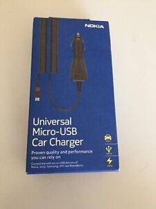 Nokia DC-15 Mirco USB Car Charger 100% Original !! VW Edition !!