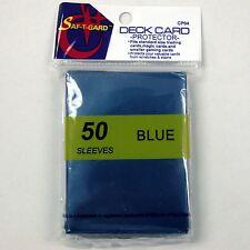 750 Magic MTG Gaming Card Protector Blue Sleeves CP04