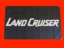 LARGE Toyota Land Cruiser FJ40 FJ60 FJ80 UZJ100 Banner Flag Poster FREE SHIPPING