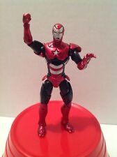 Custom Marvel Universe Iron Patriot Dark Avenger Norman Osborne