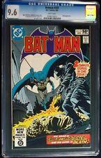 Batman #331 CGC 9.6 1st app. of the Electrocutioner