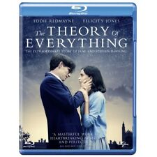 The Theory of Everything Blu-ray 2015 DVD Region 2