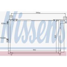 Nissens Kondensator, Klimaanlage Mazda B-Serie,Bt-50 Pick-Up. Ford 940143