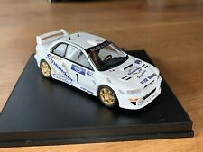 RALLY 1/43 CODE 3 TROFEU SUBARU IMPREZA WRC SUNSEEKER MARCUS DODD 2000