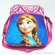 Frozen Anna Print Cartoon Mini Cute School Bag for Little Girl Kids Snack Pack
