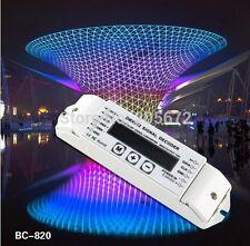 Led pixel DMX Decoder LPD6803 WS2812 WS2811 WS2801 DMX512 to SPI convertor